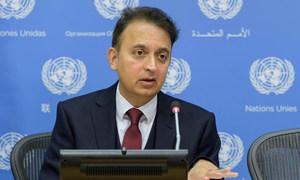 Специальный докладчик по вопросу о положении в области прав человека в Иране Джаваид Рехман