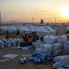 مفوضية الأمم المتحدة السامية لشؤون اللاجئين تقدم المساعدة والملجأ في العراق للاجئين الفارّين من شمال شرق سوريا (22 تشرين أول/أكتوبر 2019)