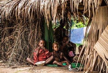 Watoto nchini Jamhuri ya kidemkrasia ya Congo,DRC