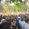 В протестах в Чили участвуют десятки тысяч человек. В ООН призывают власти не применять силу против демонстрантов.