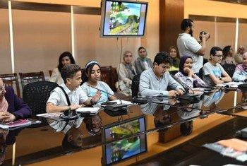 إطلاق المرحلة الثالثة من الحملة القومية لحماية الأطفال من العنف