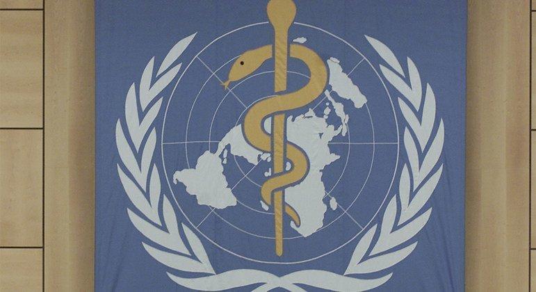 Флаг Всемирной организации здравоохранения