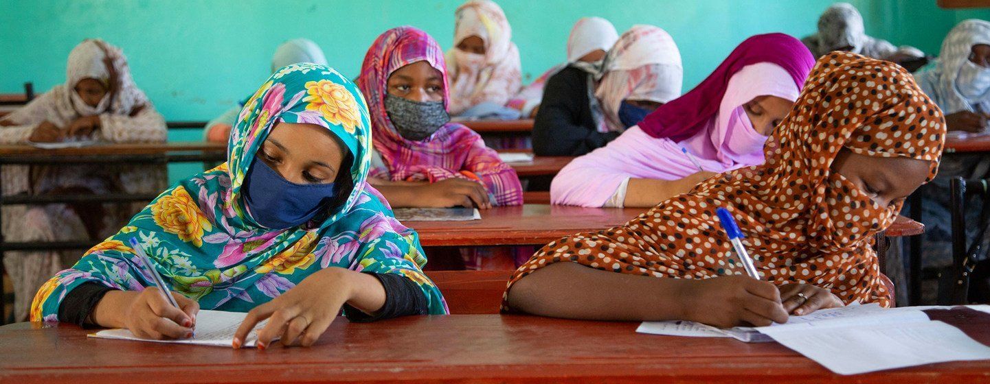The virus that shut down the world: Education in crisis | | UN News