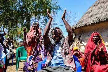 Wanufaika wa miradi inayotekelezwa na FAO nchini Somalia