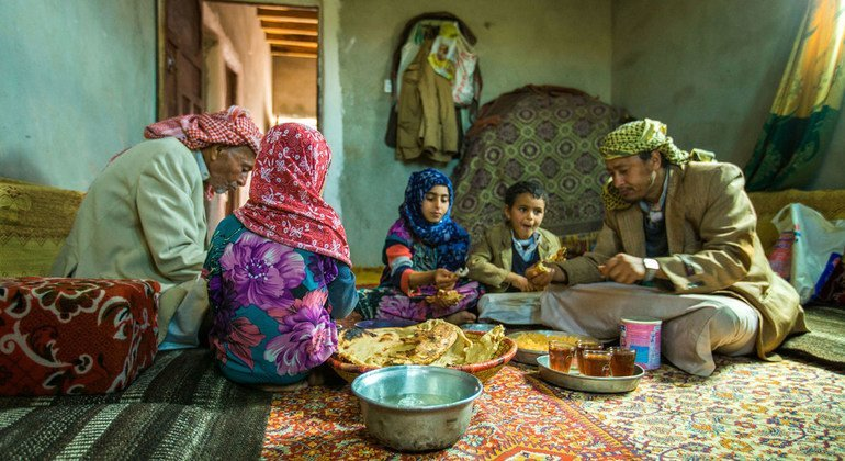 Photo of Yemen aid lifeline near 'breaking point': UN food agency