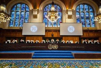 Majaji wa ICC mjini The Hegue Uholanzi wakifanya maamuzi dhidi ya kesi ya Myanmar