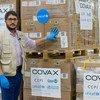 यूनीसेफ़ ने कोवैक्स के तहत, कोविड-19 के वैक्सीन टीकाकरण के लिये, अनेक देशों को, सिरींजों की खेप भेजनी शुरू कर दी है
