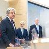 यूएन महासचिव एंतोनियो गुटेरेश