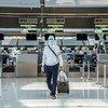 Imagen del aeropuerto de Suvarnabhumi en Bangkok.