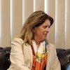ستيفاني توركو ويليامز، الممثلة الخاصة بالنيابة ورئيسة بعثة الأمم المتحدة للدعم في ليبيا (أونسميل).
