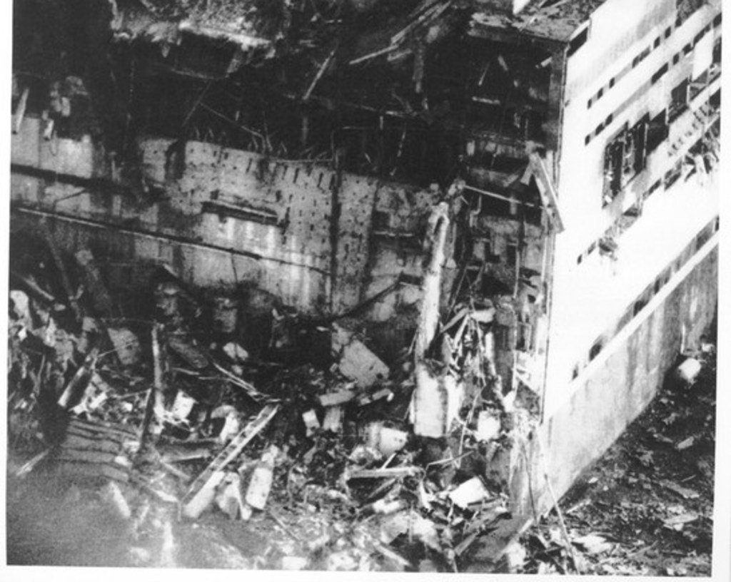 The accident at the Chernobyl nuclear power plant on 26 April 1986 was one of the most serious nuclear accidents ever.