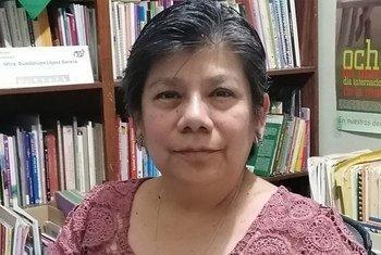 Guadalupe López García, Consultora en género y políticas públicas, periodista feminista y correctora de estilo.