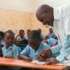 UNICEF is supporting families of children with disabilities to attend schools in the poorest districts of Maputo and Matola in Mozambique.