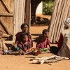 Drought and poverty have led to severe hunger in southern Madagascar.