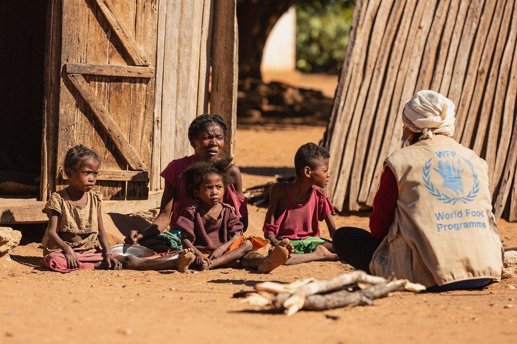Ukame na umasikini umesababisha njaa kali kusini mwa Madagascar