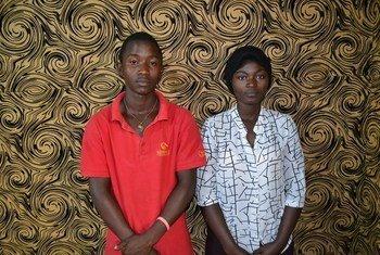 Shamil Bao Yahya na Feza Kabera ni wakimbizi kutoka DRC ambao sasa wanaishi kambini Kyangwali nchini Uganda.