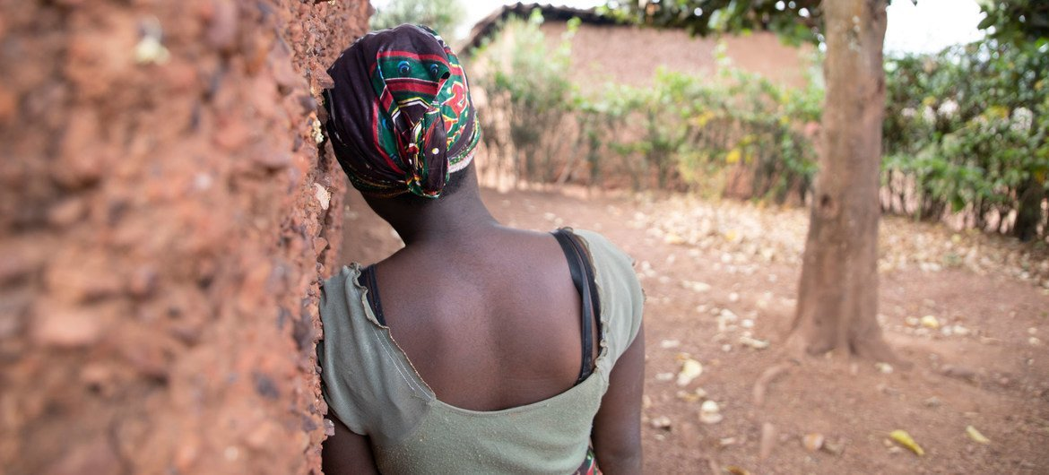Elisabeth, now 16 years old, has been reunited with her family in Burundi.