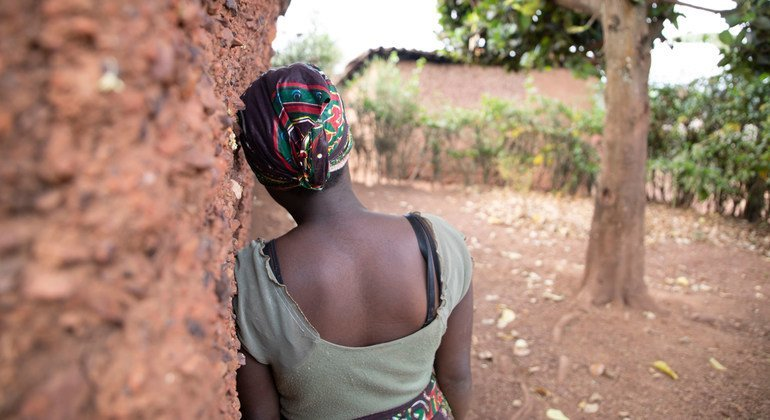 First Person: 'I'm not old enough to be a woman' says trafficked teen