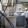 أنظمة إمدادات المياه على وشك الانهيار في لبنان.