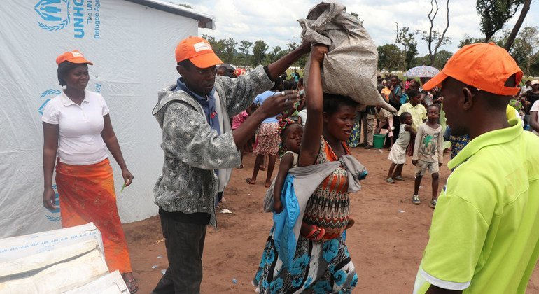 With security improving in DR Congo's Kasai, thousands of refugees head home from Angola