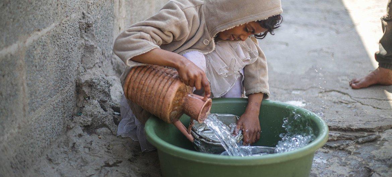 В ФАО сообщают, что в ближайшие десятилетия все больше стран и регионов будут ощущать дефицит водных ресурсов.