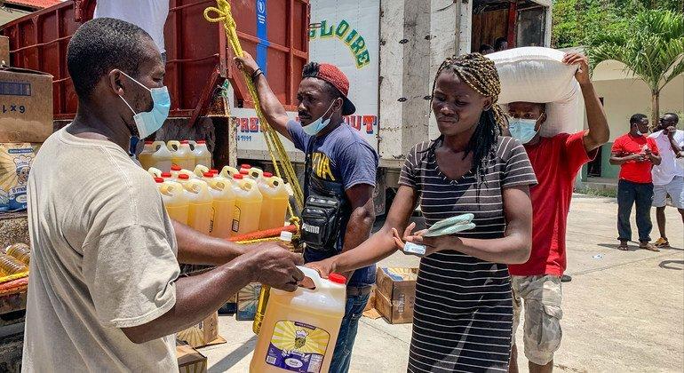 UN migration agency launches $15 million appeal for Haiti