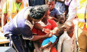 Cholera Vaccination Campaign in Beira is carried out by the Mozambique Ministry of Health, with support from the World Health Organization (WHO) and other partners. (2019)