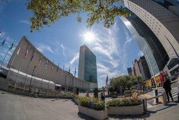 जलवायु कार्रवाई शिखर वार्ता न्यूयॉर्क में संयुक्त राष्ट्र मुख्यालय में हुई.
