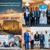 المنتدى العربي الأفريقي لريادة الأعمال والابتكار في الأقصر ، مصر ، 2021