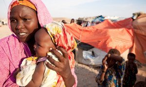 Progressively more acute droughts in Somalia have prompted people to move – undermining food security and leaving women vulnerable to sexual exploitation.
