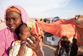 Des sécheresses de plus en plus sévères affectent la Somalie et causent des déplacements de populations.