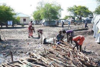 在多年的欠发达、腐败和冲突之后,南苏丹的许多人生活在贫困之中。