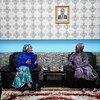 यूएन उपमहासचिव आमिना मोहम्मद ने सोमालिया में महिलाओं और मानवाधिकारों की मंत्री दीक़ा यासिन से मुलाक़ात की.