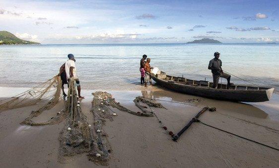 Biodiversidade é essencial para sobrevivência humana, através de atividades como pesca