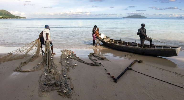 Sustainable fishing staying afloat in developed world sinking in poorer