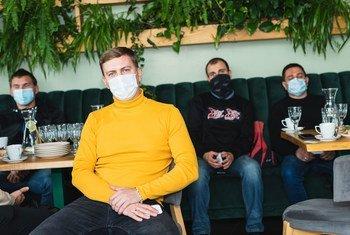 В Виннице и Одессе открылись первые на Украине социальные клубы для пап