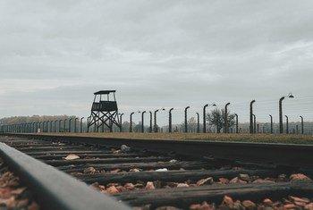 Auschwitz-Birkenau, Poland.