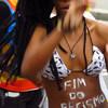 巴西年轻人举行抗议,呼吁结束种族主义。