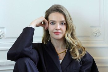Russian supermodel and philanthropist Natalia Vodianova has been appointed as Goodwill Ambassador for the United Nations sexual and reproductive health agency, UNFPA.