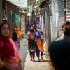 The UN in Bangladesh is prioritising gender-based violence services in communities affected by COVID-19.