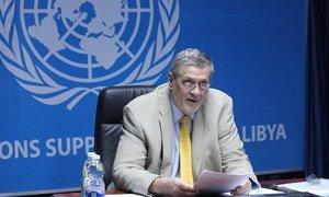 المبعوث الخاص للأمين العام للأمم المتحدة إلى ليبيا، يان كوبيش في إحاطة عبر تقنية الفيديو أمام مجلس الأمن الدولي– 24 آذار/ مارس2021