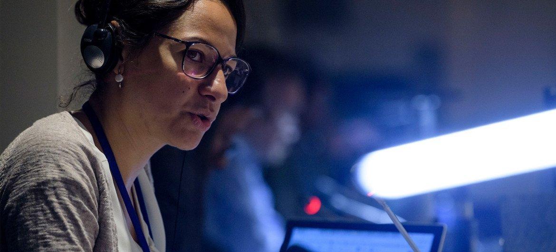 联合国人权专家今天呼吁政府采取更多措施保护女性记者免遭性别暴力。