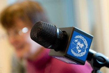 संयुक्त राष्ट्र के मुताबिक मीडिया की स्वतंत्रता अहम है.