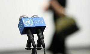 联合国人权高专巴切莱特今天对部分国家在疫情期间压制媒体表示震惊。