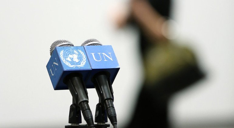 Радиопрограмма Службы новостей ООН