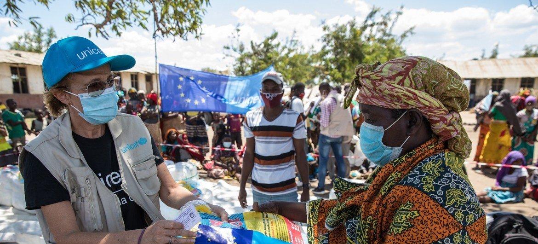 Antes do ataque dos terroristas a Palma, já havia cerca de 700 mil deslocados de Cabo Delgado