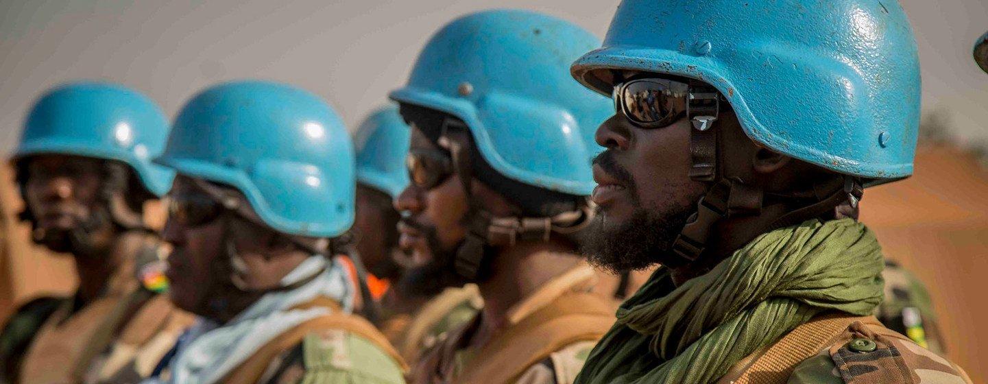 Operação de paz da ONU anunciou que continua acompanhando os últimos acontecimentos após a ação de segunda-feira