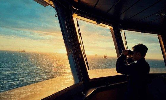 Países do mundo todo estão sendo solicitados a reconhecer os marítimos como trabalhadores-chave durante a pandemia da Covid-19.