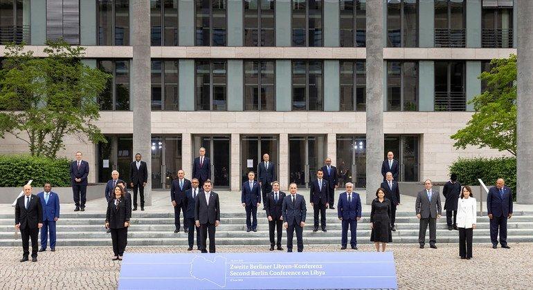 المبعوث الخاص للأمين العام إلى ليبيا يرحب بنتائج مؤتمر برلين كخطوة مهمة نحو السلام المستدام في ليبيا