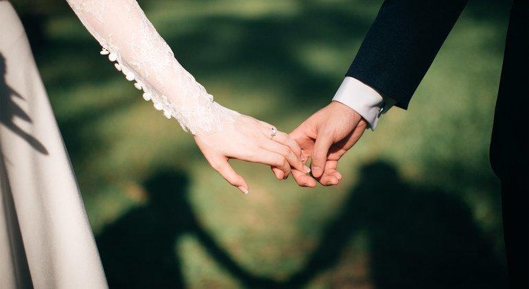 Свадьба во время пандемии: как хорошо провести время и не заразиться коронавирусом? | Новости ООН